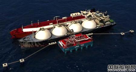 TGE为江南造船一艘FSRU提供货物处理系统
