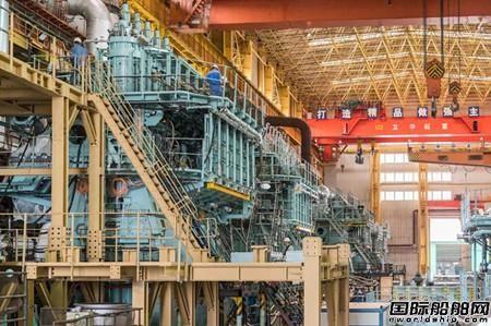 大柴公司交工主机33台完成三季度生产任务