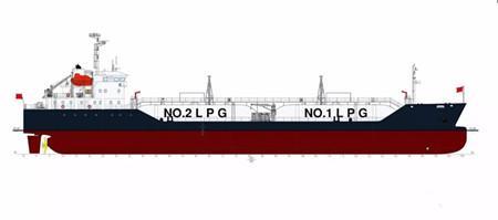 想不到~这家新公司竟然接获了LPG船设计项目