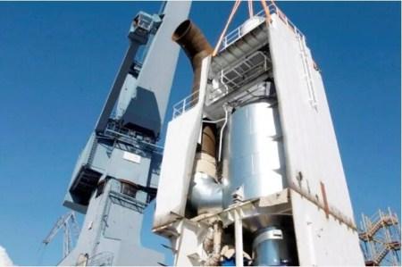 DNV GL:1850艘船已安装或确认安装脱硫系统