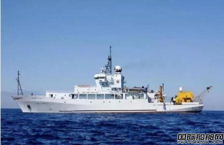 美军一艘科学研究船停靠高雄港引发外界关注