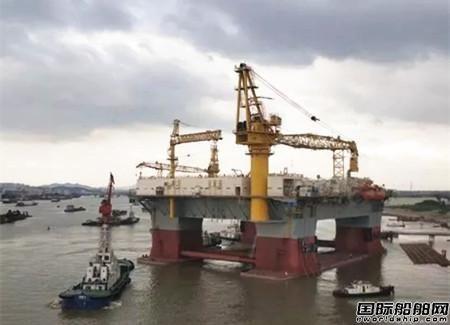 广东中远海运重工完成项目重大试验节省巨额费用