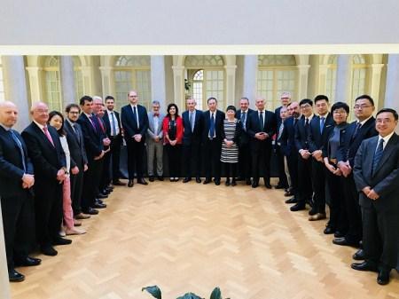 2018年中欧造船对话会议在意大利召开