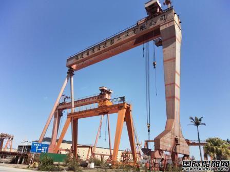 马尾造船300T门机安全监控系统顺利验收