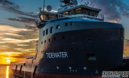 GulfMark推进与Tidewater的合并