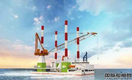 马尾造船获海上风电运维平台订单