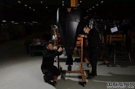 信昌机器携OXE-150匹柴油舷外机新产品将亮相上海