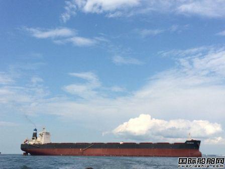 Seanergy收购一艘二手好望角型散货船