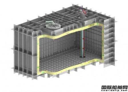 GTT和Dongsung Finetec签署商业化LNG Brick技术合作协议