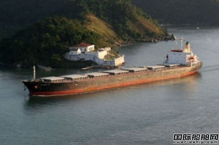 巴拿马型散货船运价飙升至五年最高位