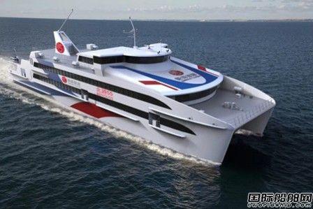 澳龙船艇获国内首艘1200客位高端铝合金客船订单
