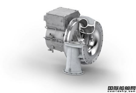 MAN发布符合Tier III排放标准鼓风机并获CMD订单