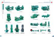 压载泵、舱底泵、封水泵、离心泵