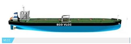 CSDC与北船重工联合发布新型31.9万吨原油轮