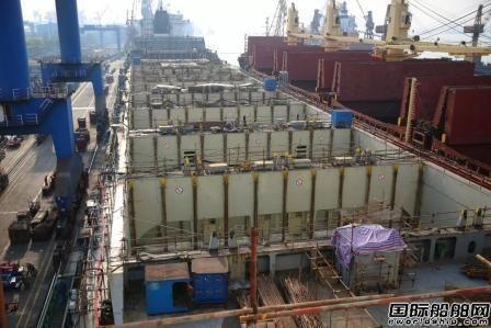中船澄西交付全球最大改装橙汁运输船
