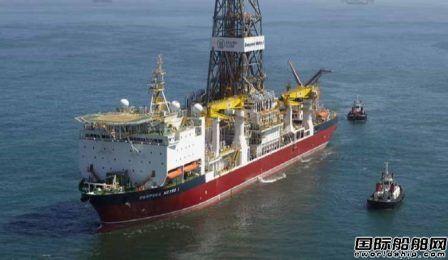 价格上涨~Golden Colose出售旗下唯一超深水钻井船