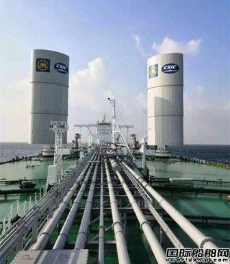 我国首制大型远洋船舶风帆实船试航成功