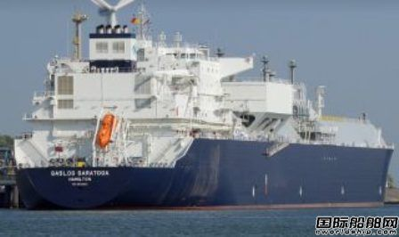 GasLog Partners收购一艘17万方LNG船