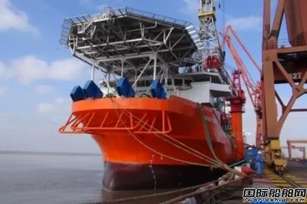 """""""老虎一号"""",这艘船改变百年船厂的命运"""