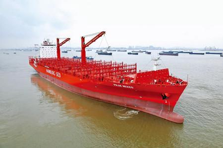 扬子江船业:打响精益造船持久战