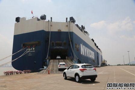 汽车运输船市场走出低谷继续复苏