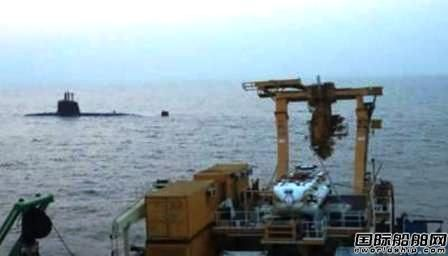 印度海军引入潜艇救援系统