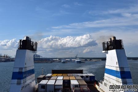 太古轮船扩张船队订造8艘支线集装箱船