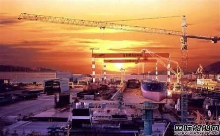 韩国造船业时隔7年有望重返全球第一
