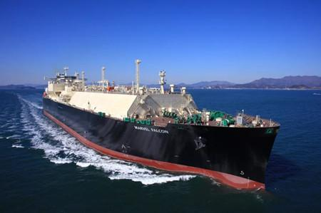 LNG船市场韩国船企何以一枝独秀?