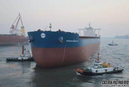 山船重工脱硫装置和压载水系统改装形成批量化