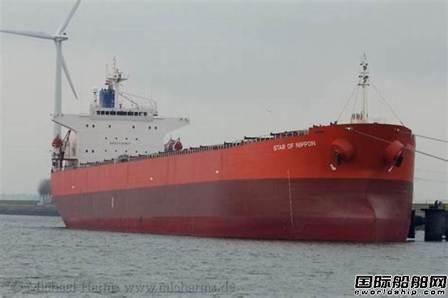 EuroDry收购一艘二手巴拿马型散货船