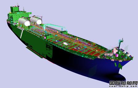 STX研发LNG动力MR油船设计获LR批复