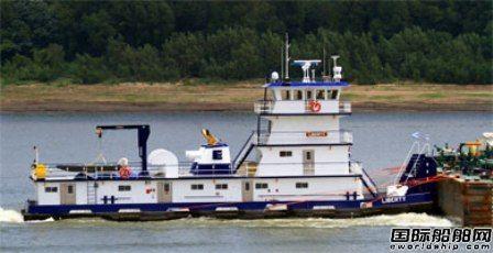 美国Conrad船厂接获第2艘浮式起重驳船订单