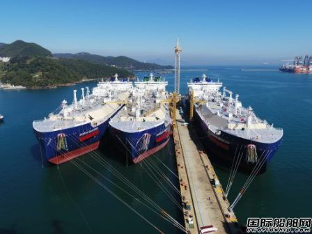 大宇造船命名3艘Yamal项目冰级LNG船