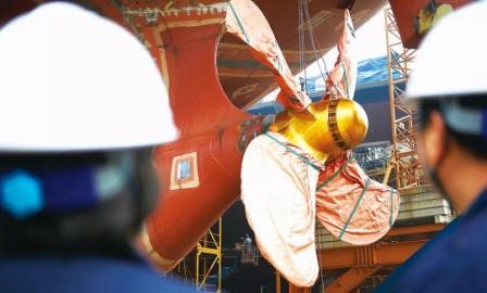 韩国造船业人才断层危机隐现