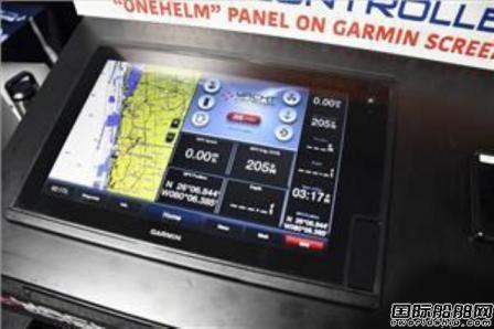 Garmin和Yacht Controller结成战略伙伴关系