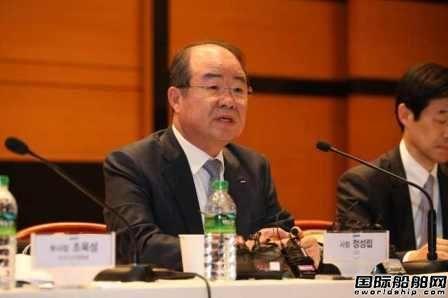 大宇造船CEO:我们低价接单但业绩不俗