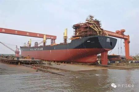 进出口银行助力中国船企开拓中东欧市场