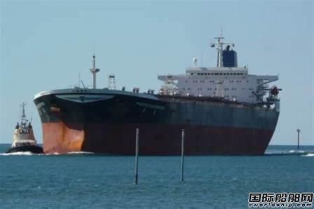 新时代造船获1+1艘苏伊士型油船订单