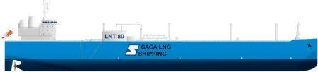 上船院8万方LNG船(A-BOX)获CCS AIP认证