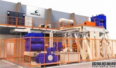 瓦锡兰和VTT公司联手提高推进器破冰效率