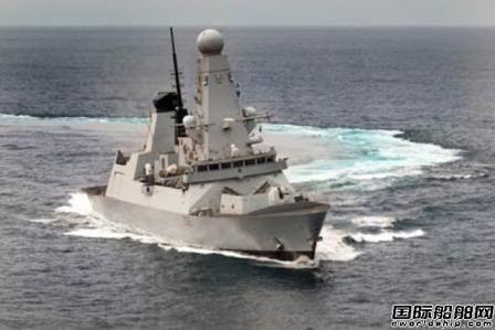罗罗接获英国海军18台MTU发电机组订单
