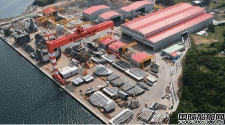 韩国中型船企依然面临订单枯竭危机