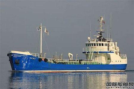 Donsotank重回中国在芜湖造船厂订造3艘油船