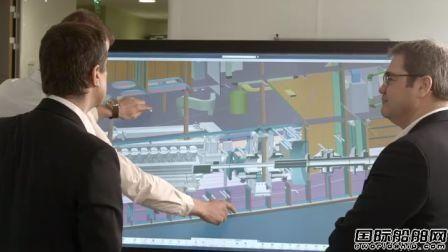 法国船级社首次通过3D审图为船舶入级