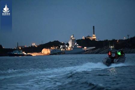 挪威调查撞船原委:油轮航标灯和背景混杂看不清