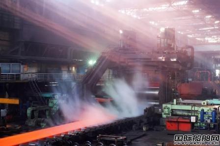河钢舞钢LNG低温高锰钢成功实现工业化生产