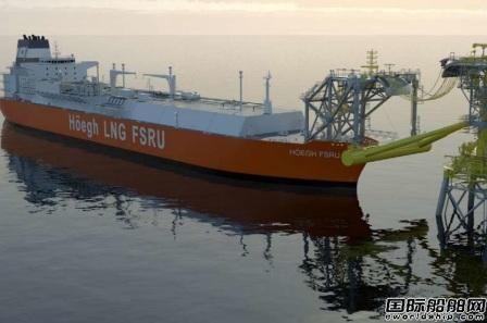 船东:FSRU市场新机遇频现