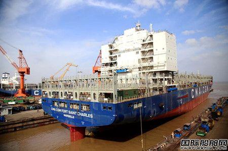 舟山中远海运重工连续完成三大重要节点