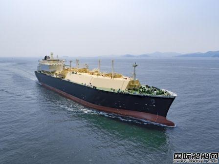大宇造船再获2+4艘LNG船订单